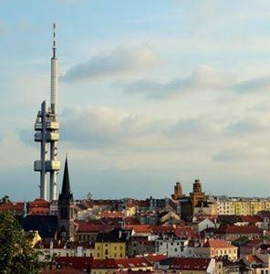Obrázek pro kategorii Západ ( Žižkovská věž, nádraží)