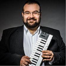 Obrázek Václav Tobrman - pianista a zpěvák