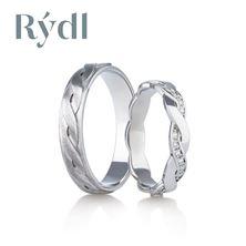 Picture of Wedding rings 176/04 Platinum