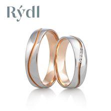 Picture of Wedding rings 375/02 Platinum