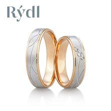 Picture of Wedding rings 384/02 Platinum