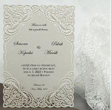 Obrázek Svatební oznámení - S 515