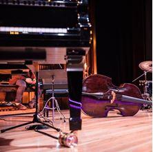 Picture of cello + piano