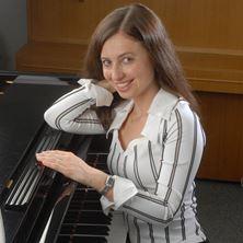Obrázek Pianistka Laura Vlková
