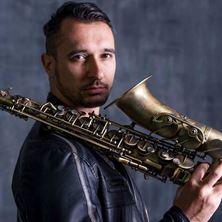 Obrázek Saxofonista René Junior