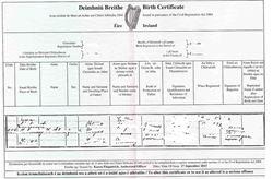 Picture of Ireland legalities