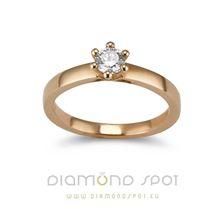 Obrázek Prsten v růžovém zlatě
