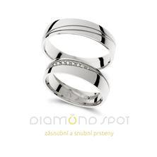 Obrázek Snubní prsteny R174