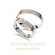 Obrázek Snubní prsteny MR262