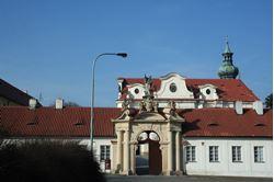 Picture of Brevnov Monastery