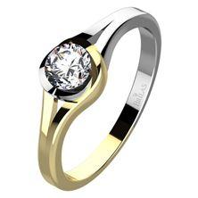 Obrázek Zásnubní prsten Karma Colour