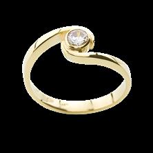 Obrázek Zásnubní prsten OP005Z