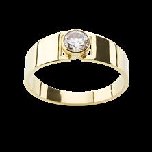Obrázek Zásnubní prsten OP029Z