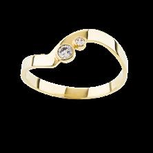 Obrázek Zásnubní prsten OP036Z