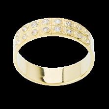 Obrázek Zásnubní prsten OP002Z