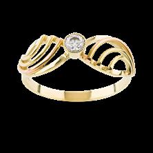 Obrázek Zásnubní prsten OP051K