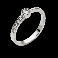 Obrázek Zásnubní prsten 038B
