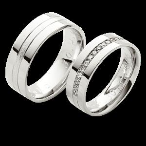 Obrázek pro kategorii Snubní prsteny