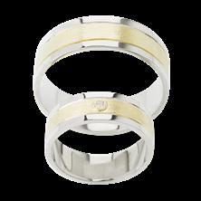 Obrázek Snubní prsteny 005B