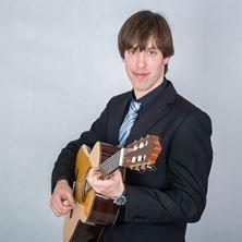 Picture of Guitarist Filip Moravec